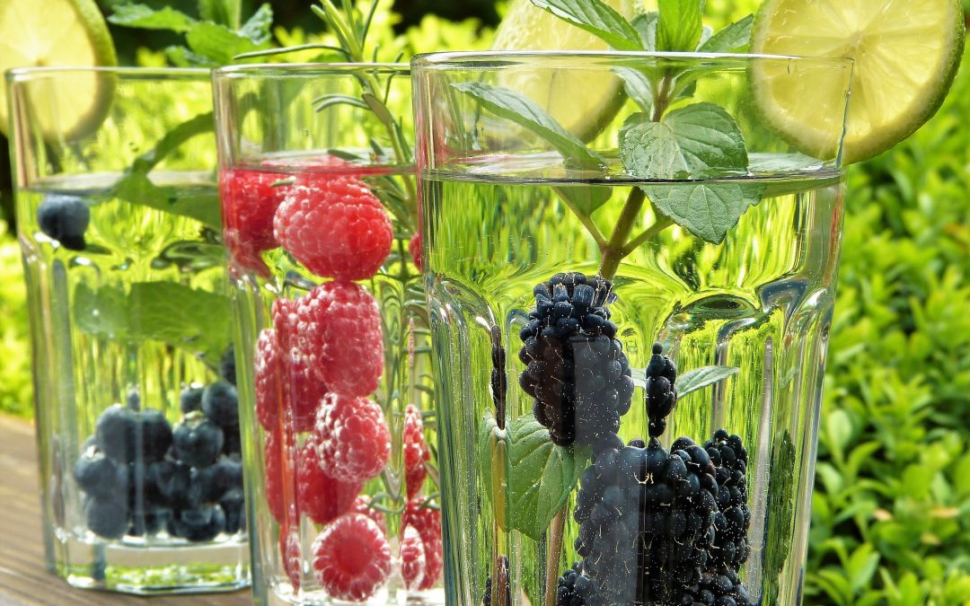 Ten Top Tips To Stay Hydrated All Year Round